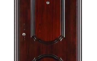 Как утеплить китайскую металлическую дверь?