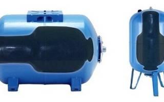 Как выбрать гидроаккумулятор для скважины?