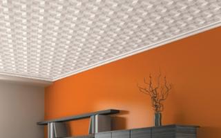 Как дешево сделать потолок в квартире?