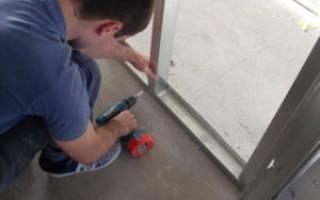 Как сделать стенку из гипсокартона своими руками?