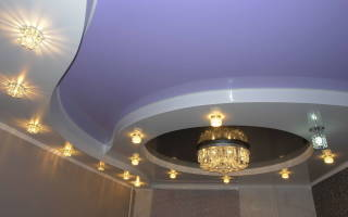 Как определить качество натяжного потолка?